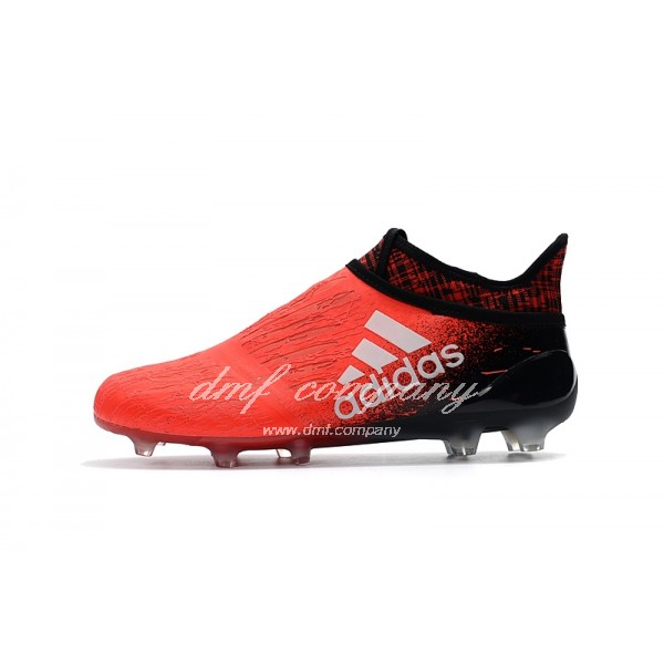 adidas X 16+ Purechaos FG∕AG Men Red