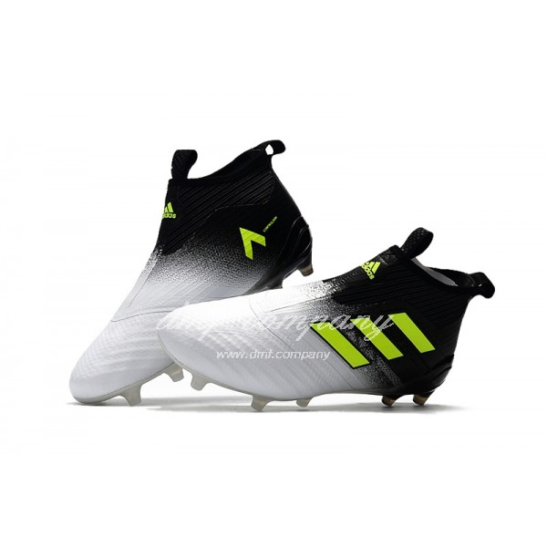 Adidas ACE 17+ PureControl FG Men White/Black