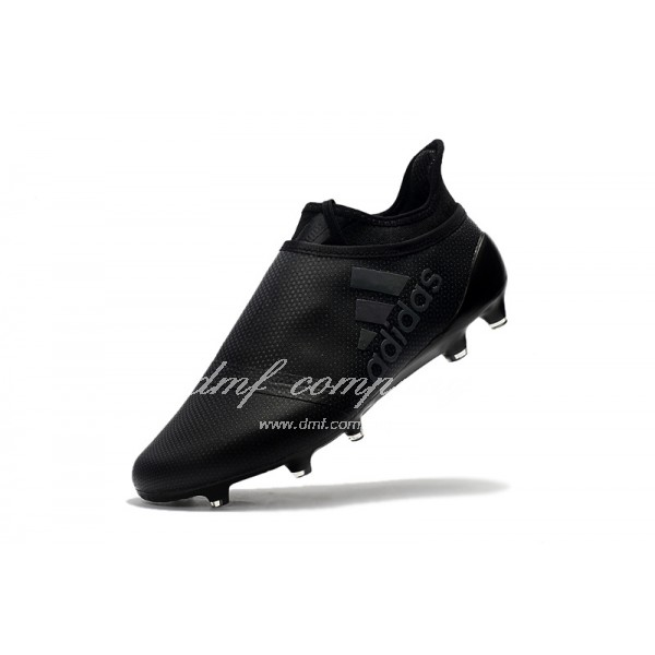 X adidas 17+ Purechaos FG Men Black