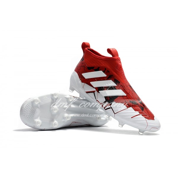 Adidas Ace 17+ PureControl Men White/Red