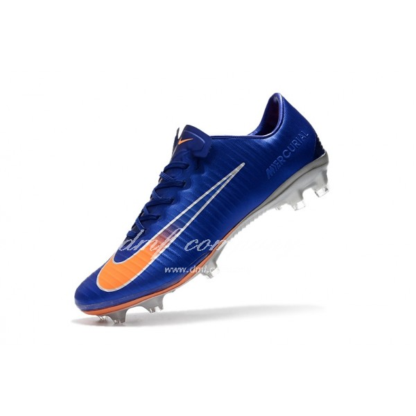 Nike Mercurial Vapor XI FG Women/Men Blue
