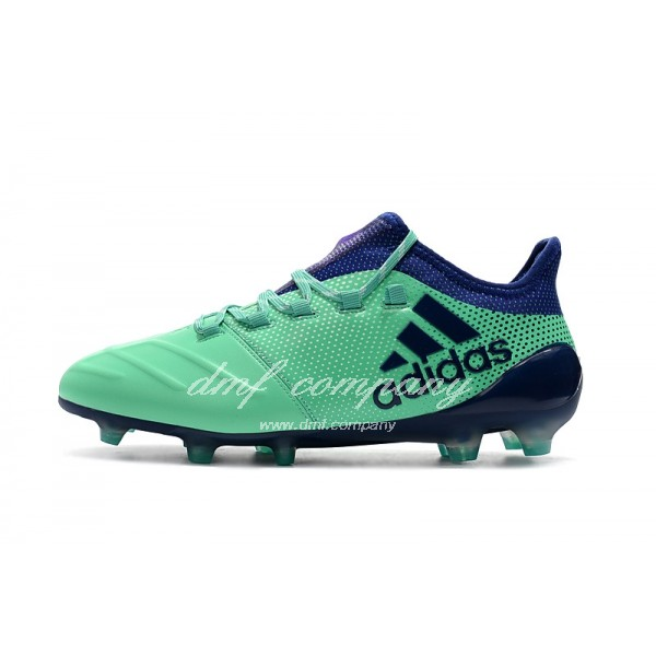 Adidas X 17.1 leather FG Women/Men Green