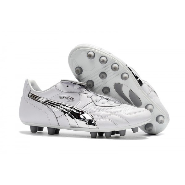 Puma Men's King Top M.I.I Chrome FG White