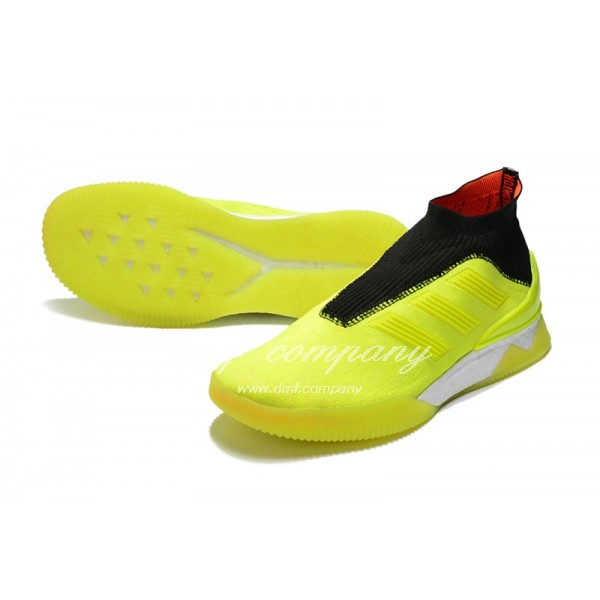 adidas Predator Tango 18+ TR boost Men Fluorescent Yellow