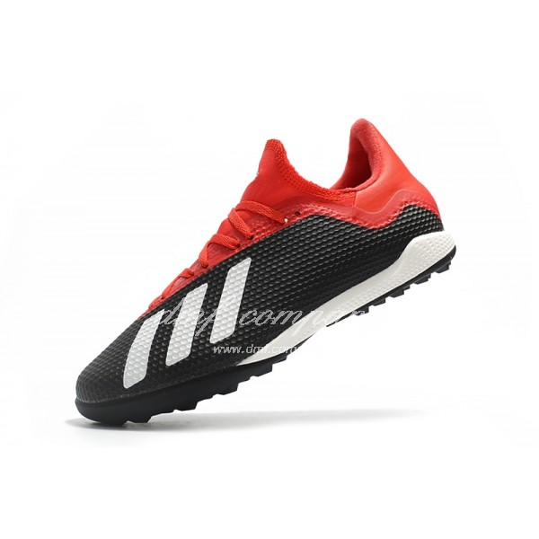 Adidas X Tango 18.3 TF Men's Red And Black