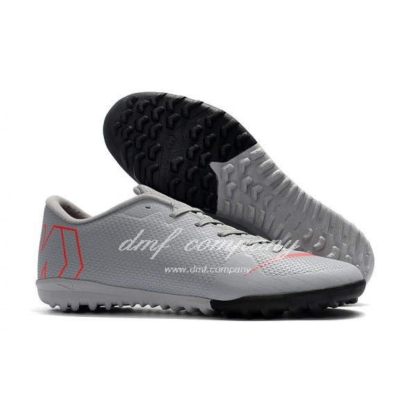 Nike Mercurial VaporX XII Academy Men Grey/Black TF