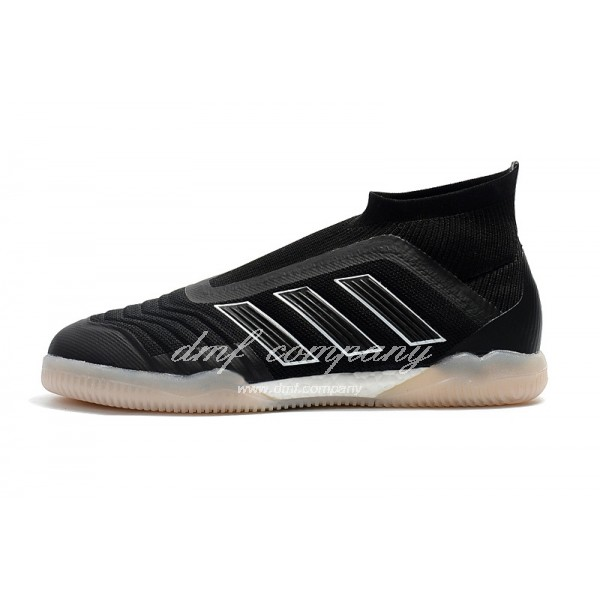 adidas Predator Tango 18+ IC Men Black/White