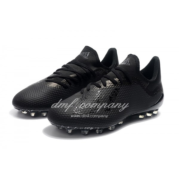 Adidas Men's X 18.1 AG All Black