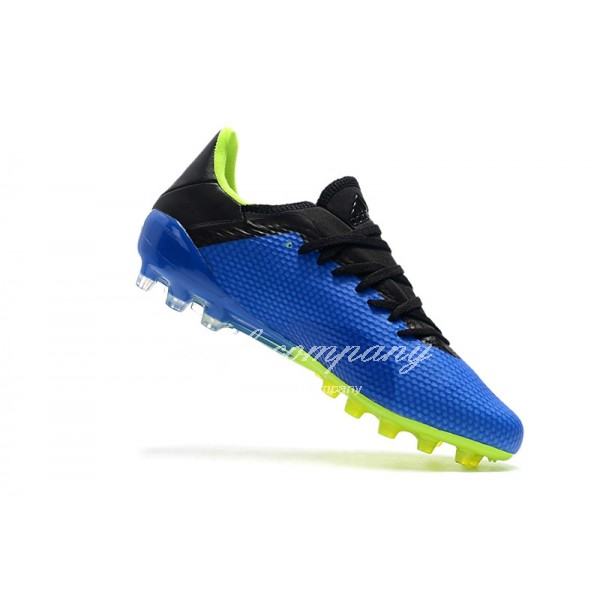Adidas Men's X 18.1 AG Blue Yellow And Black