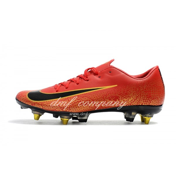 Nike Mercurial Vapor XII PRO Men Red/Yellow SG