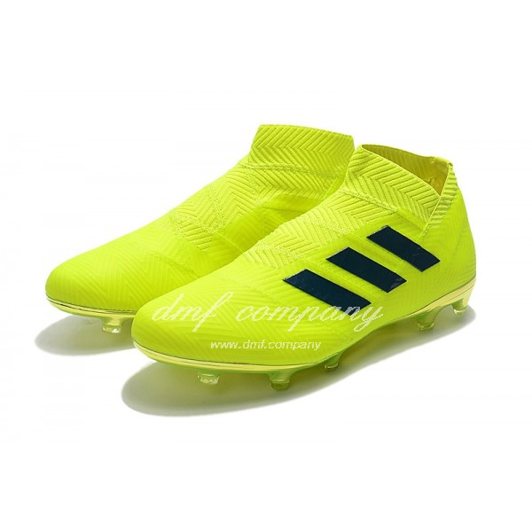 adidas Nemeziz 18+ FG Men Fluorescent Yellow