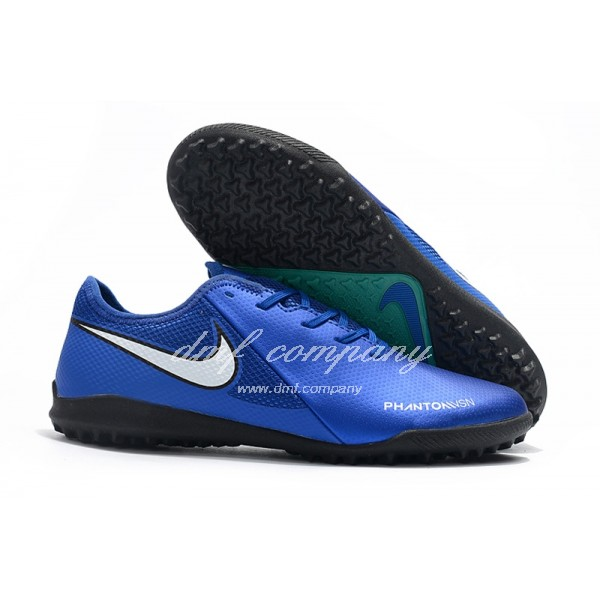 Nike Phantom VSN Academy Men Blue/Green TF