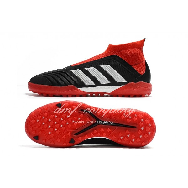 adidas Predator Tango 18+ TF Men Black/Red