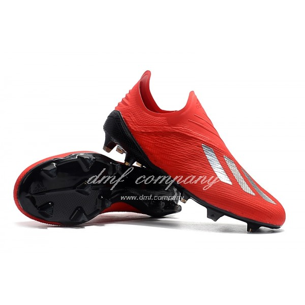 adidas X 18+ FG Men Red